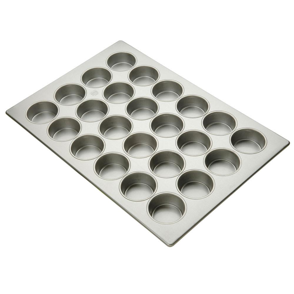 "Focus 905285 Muffin Pan - (24)3.38"" Jumbo Muffin Capacity, 17.88x25.88"", Aluminized Steel"