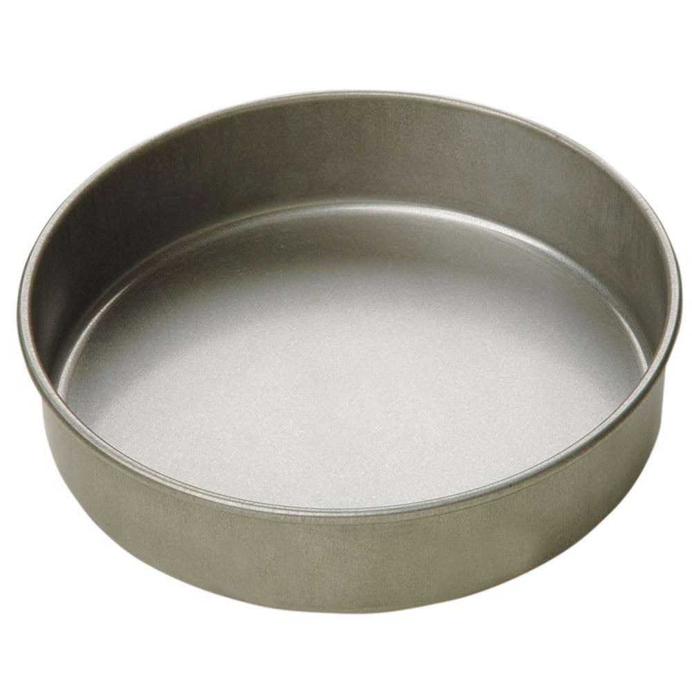 "Focus 907026 Cake Pan, Round, 7"" Dia x 2""Deep, Glazed Aluminized Steel"
