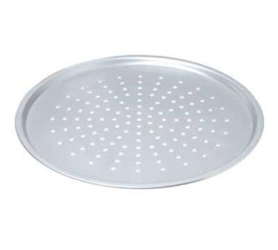 Focus 949014 14-in Pizza Pan Crisper w/ Raised Edge, Perforated, Plain