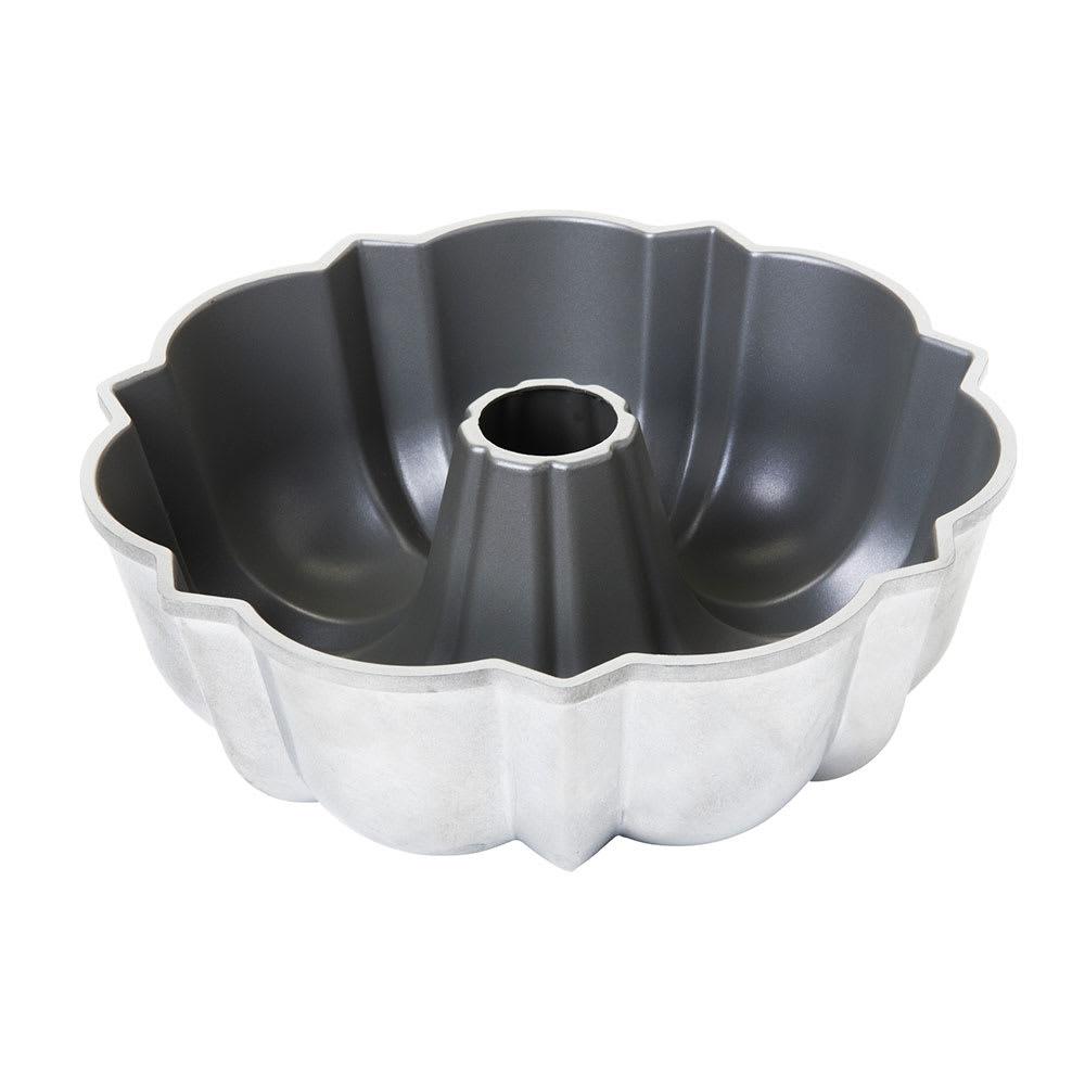"""Focus 951202 6 Cup Fluted Cake Pan, 7-7/8""""Dia. (Top), 8-3/16""""Dia. (Bottom)"""