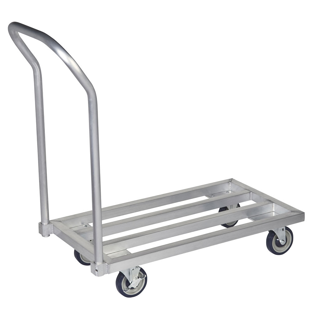 """Focus FALHDL24 24""""Dunnage Rack Handle Only, Aluminum Handle for Wide Mobile"""