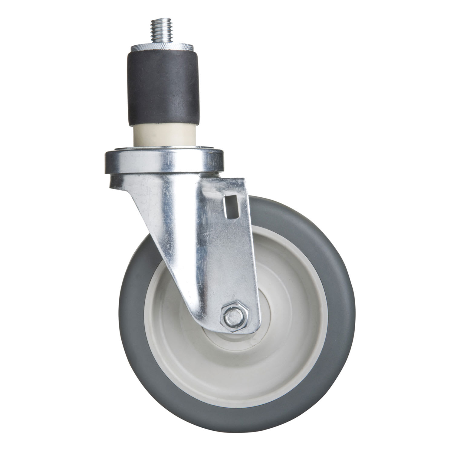 "Focus FBRCST5S 5"" Swivel Stem Caster"