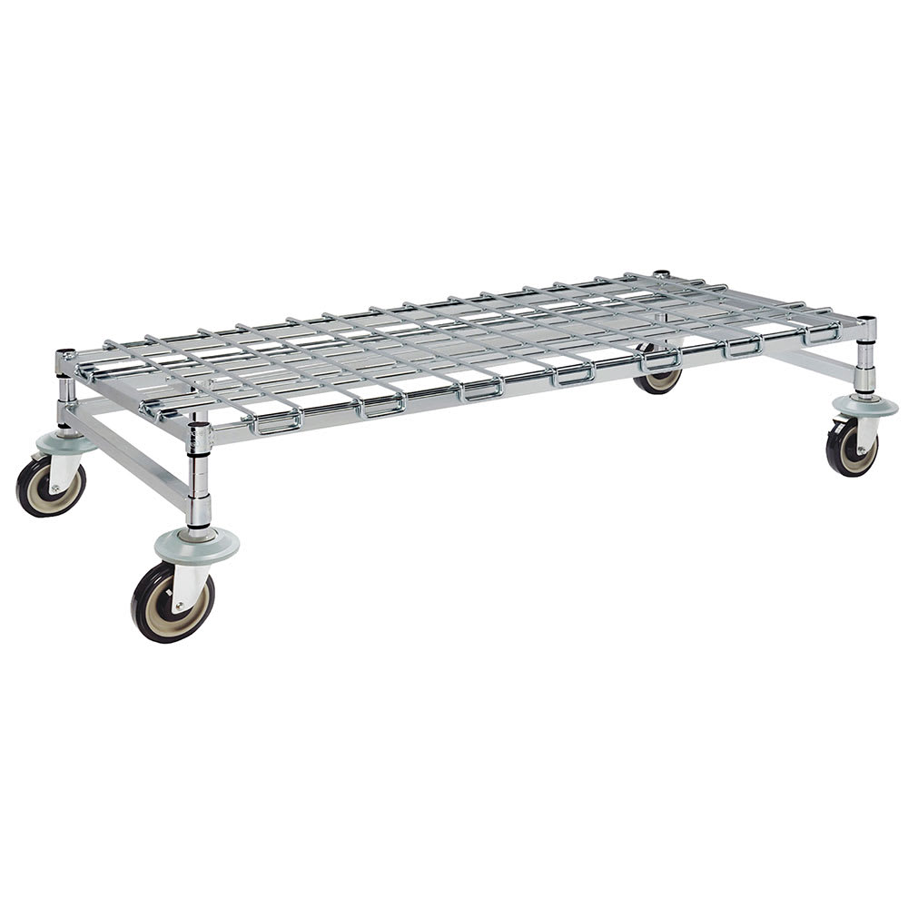 "Focus FFMDR1860CH 60"" Mobile Dunnage Rack w/ 800 lb Capacity, Wire"