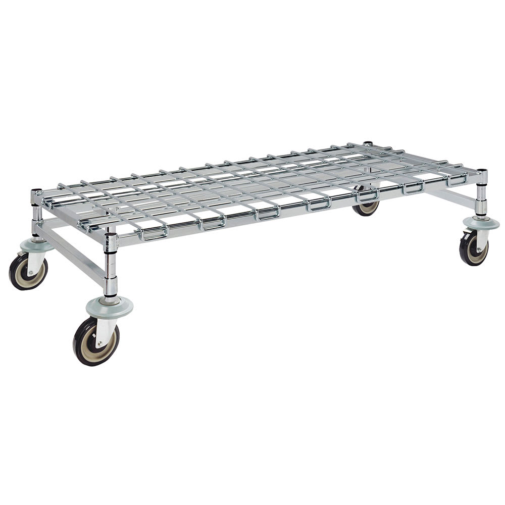 """Focus FFMDR2460CH 60"""" Mobile Dunnage Rack w/ 800-lb Capacity, Wire"""