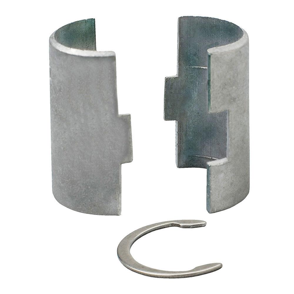 Focus FFSALSLV Post Split Sleeve, Aluminum