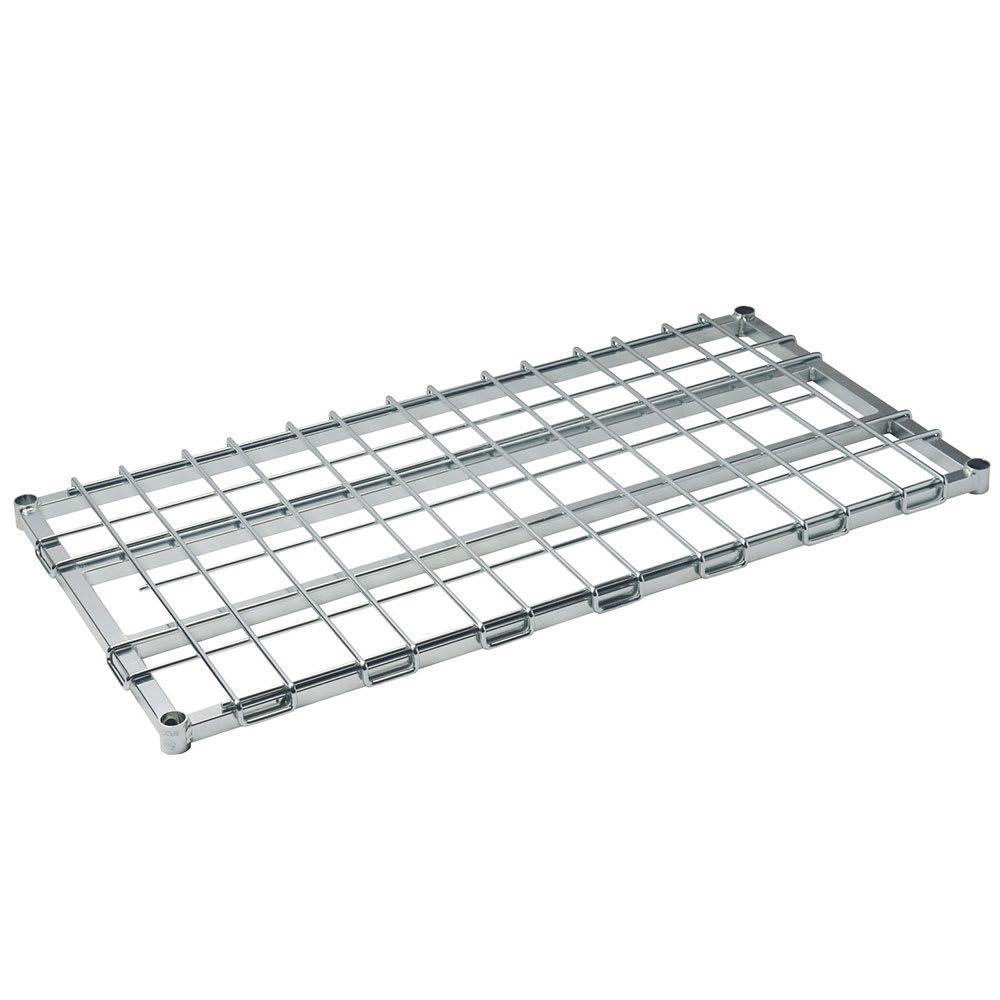 Focus FFSM1860CH Dunnage Shelf w/ 1000 lb Capacity, Chrome