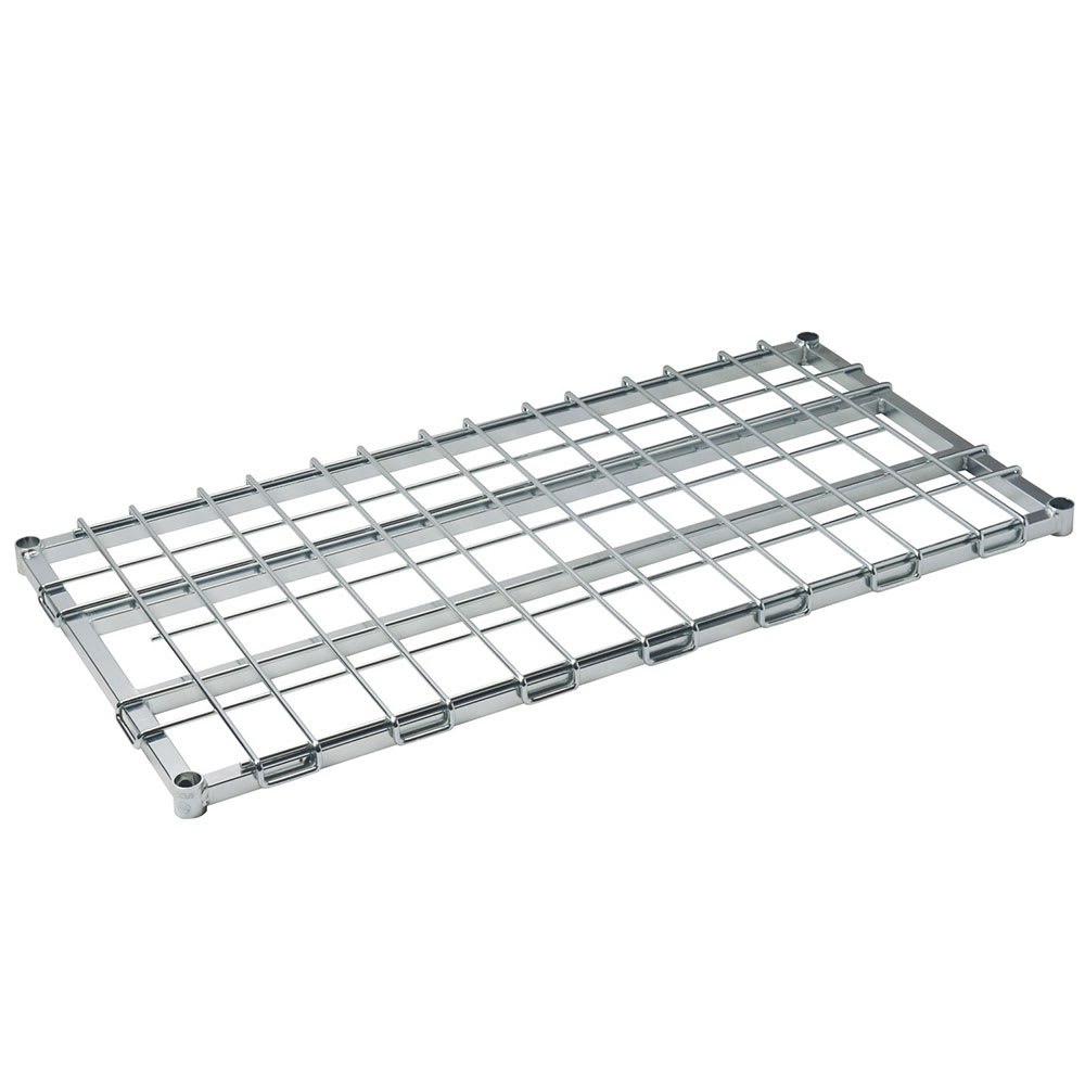 "Focus FFSM2448CH 24"" Stationary Dunnage Rack w/ 1600 lb Capacity, Wire"