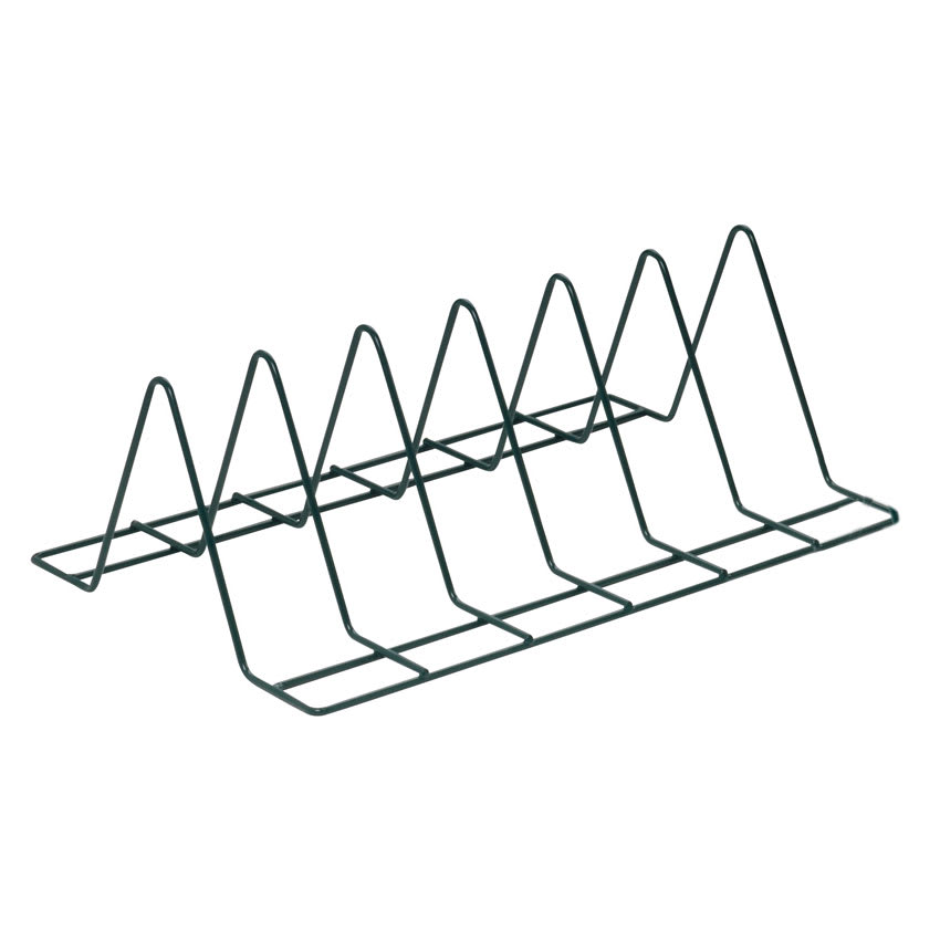 "Focus FFTM246GN Tray Module, Wire, 3 7/16"" Clearance, 15 1/2 x  22 1/2 x 8 H in, 6 Trays Max"