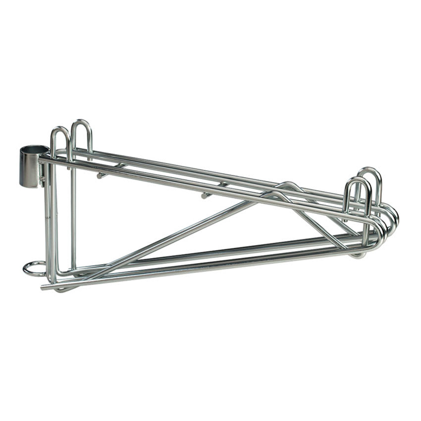 "Focus FPMB14DCH 14"" Wire Wall Mounted Shelving Brackets"