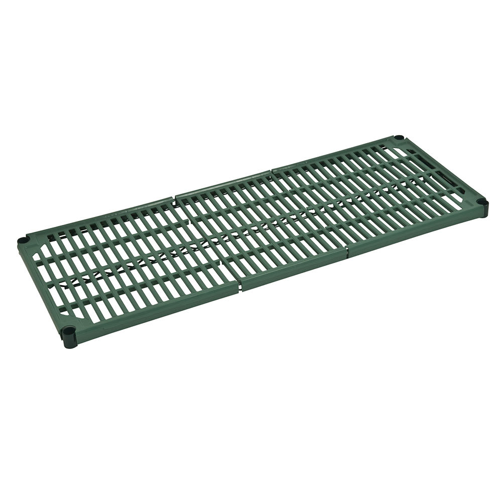 """Focus FPS2124VNGN Epoxy Coated Wire Shelf - 24""""W x 21""""D"""