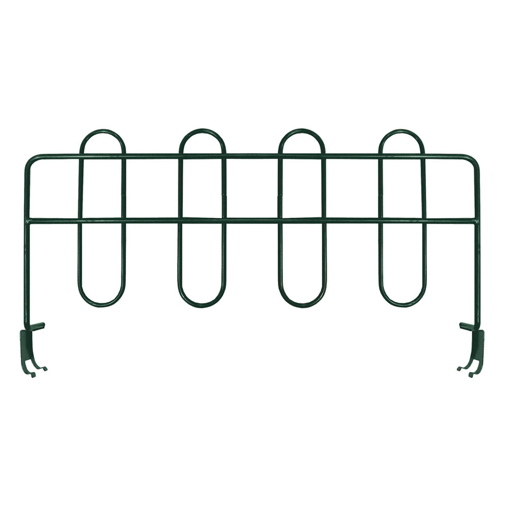 "Focus FSD248FPS Shelf Divider - 24"" x 8"", Green"
