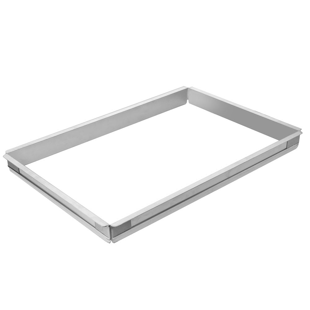 "Focus FSPA1624 Sheet Pan Extender Adapter, 2""H, Fits Full Size Sheet Pans"
