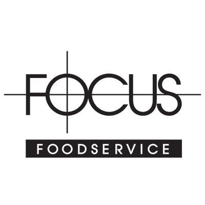 """Focus FTC34105HDE 5"""" Threaded Stem Caster w/ Brake, NSF"""