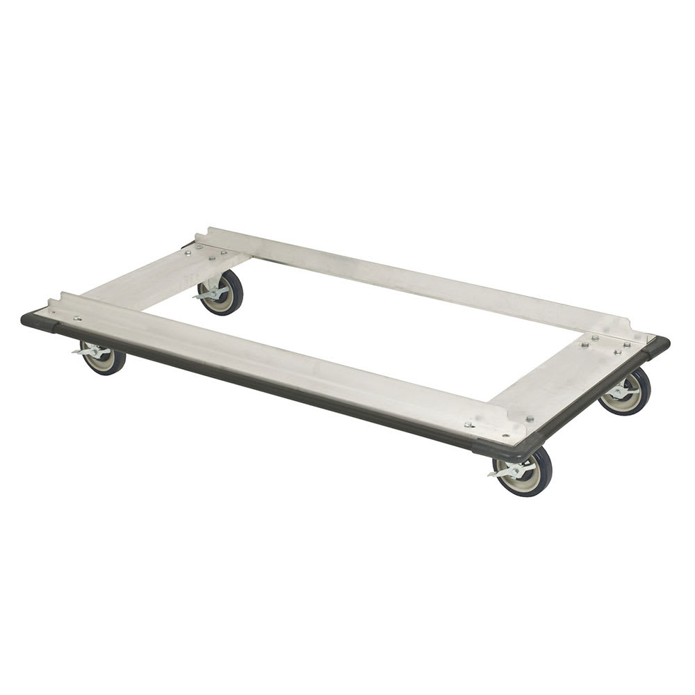 "Focus FTDA2436 Truck Dolly w/ Casters for 24 x 36"" Shelf Sizes, Aluminum, NSF"