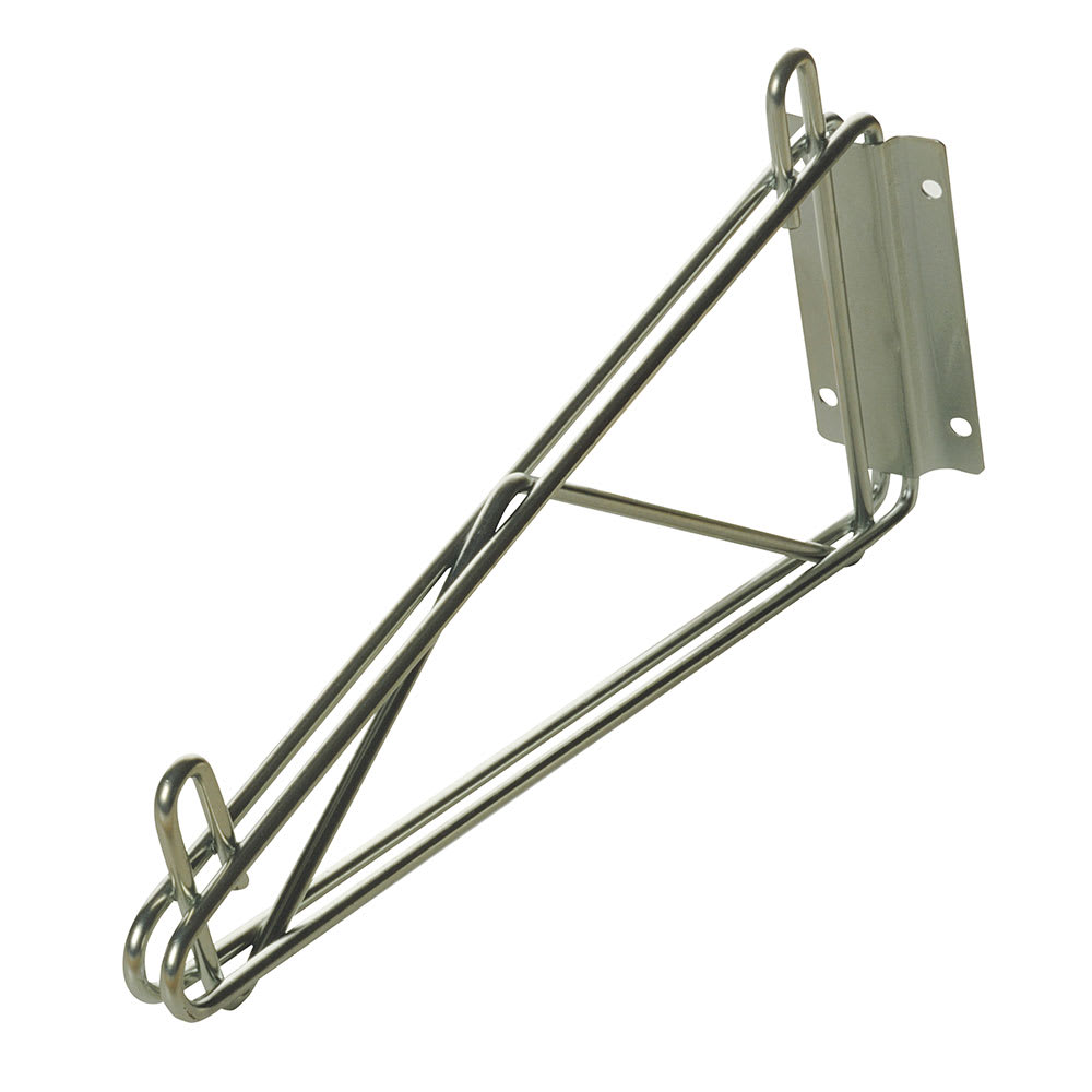 "Focus FWB14SCH 14"" Wire Wall Mounted Shelving Bracket"