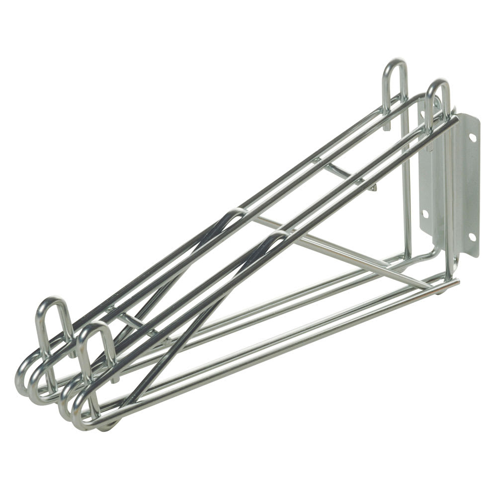 "Focus FWB18DCH 18"" Wire Wall Mounted Shelving Bracket"