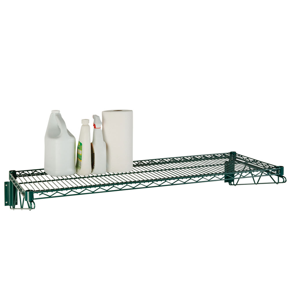 "Focus FWS1448G 48"" Wire Wall Mounted Shelving"