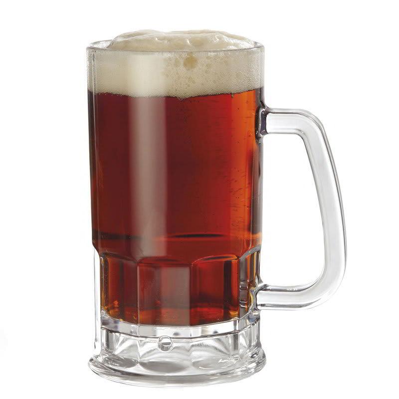 GET 00085-1-TRITAN 20 oz Beer Mug - Plastic, Clear