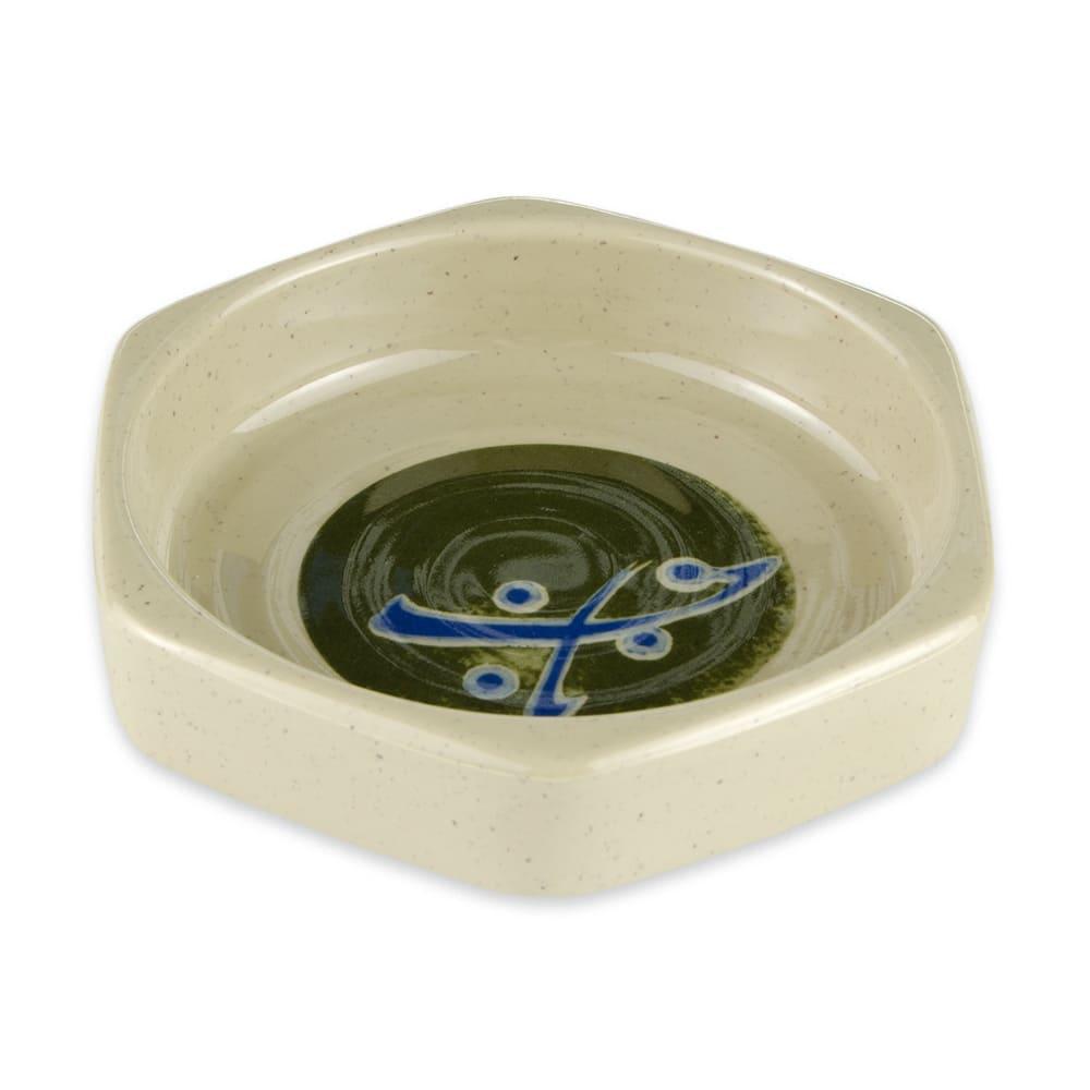 "GET 038-TD 4"" Round Dish w/ 3 oz Capacity, Melamine"