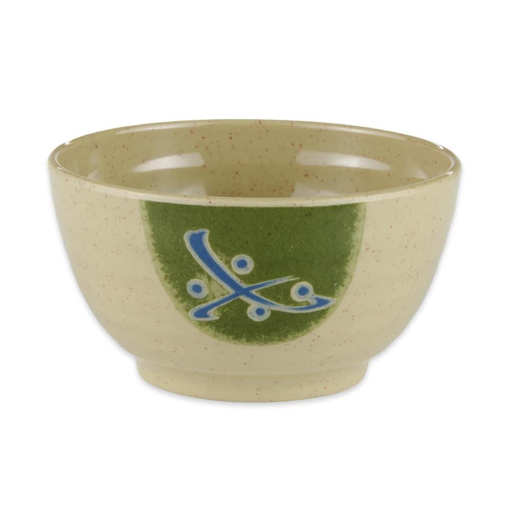 "GET 207-45-TD 4.5"" Round Soup Rice Bowl w/ 10.5-oz Capacity, Melamine"