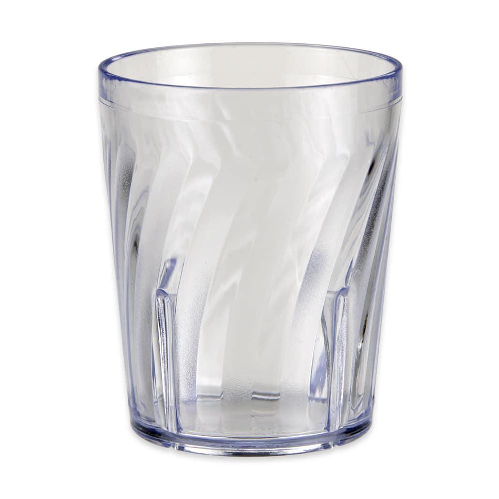 GET 2206-1-BL 6-oz Juice Tumbler, Plastic, Blue