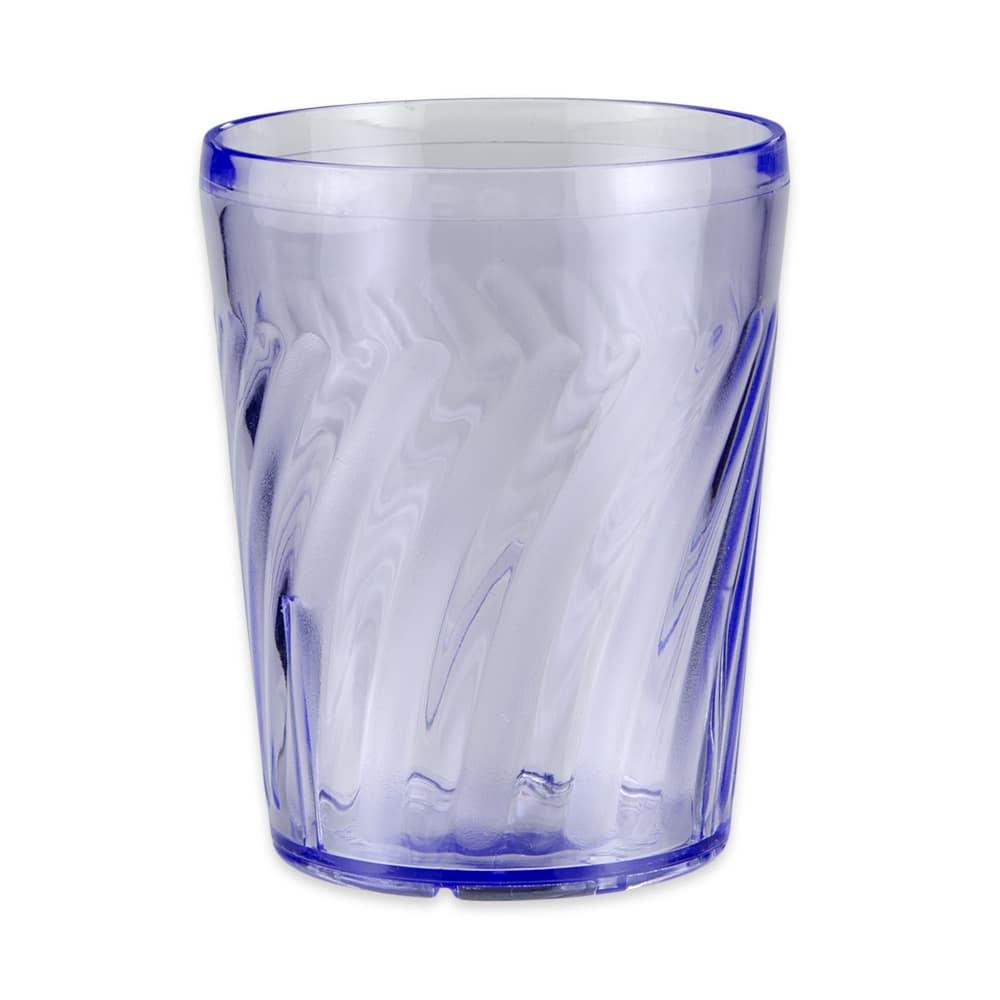 GET 2211-1-BL 12-oz Hi Ball Tumbler, Plastic, Blue