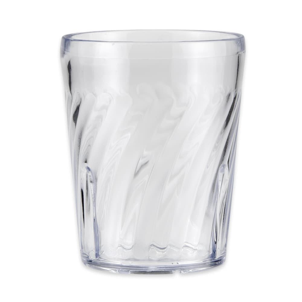 GET 2211-1-CL 12 oz Hi Ball Tumbler, Plastic, Clear