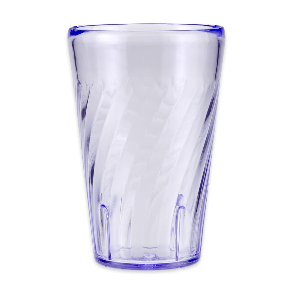 GET 2212-1-BL 12 oz Beverage Tumbler, Plastic, Blue