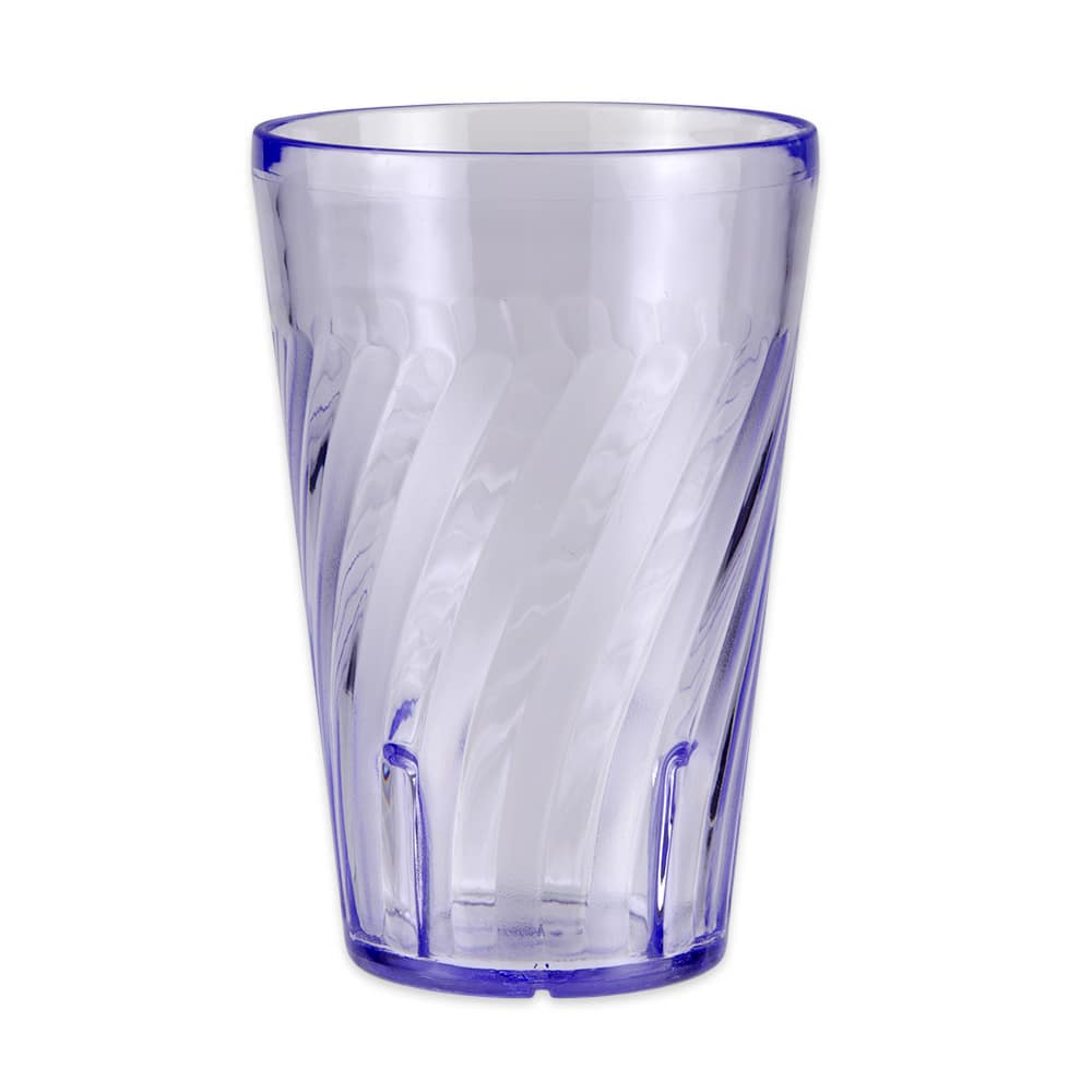 GET 2216-1-BL 16 oz Beverage Tumbler, Plastic, Blue