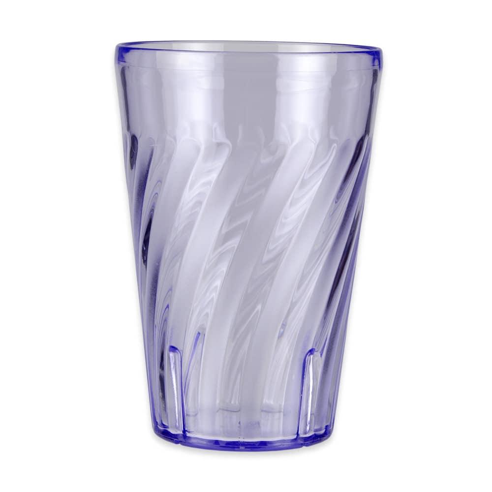 GET 2220-1-BL 20 oz Beverage Tumbler, Plastic, Blue