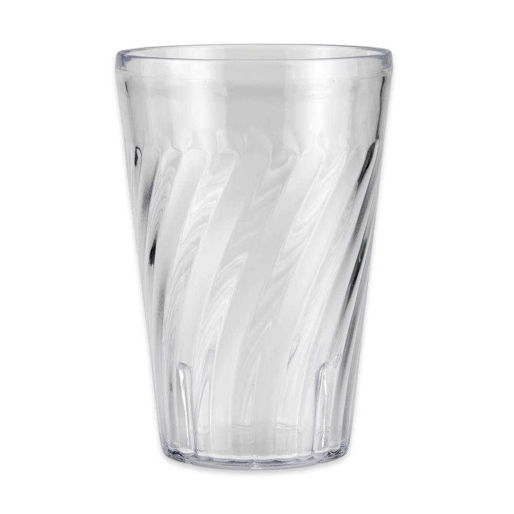 GET 2220-1-CL 20-oz Beverage Tumbler, Plastic, Clear