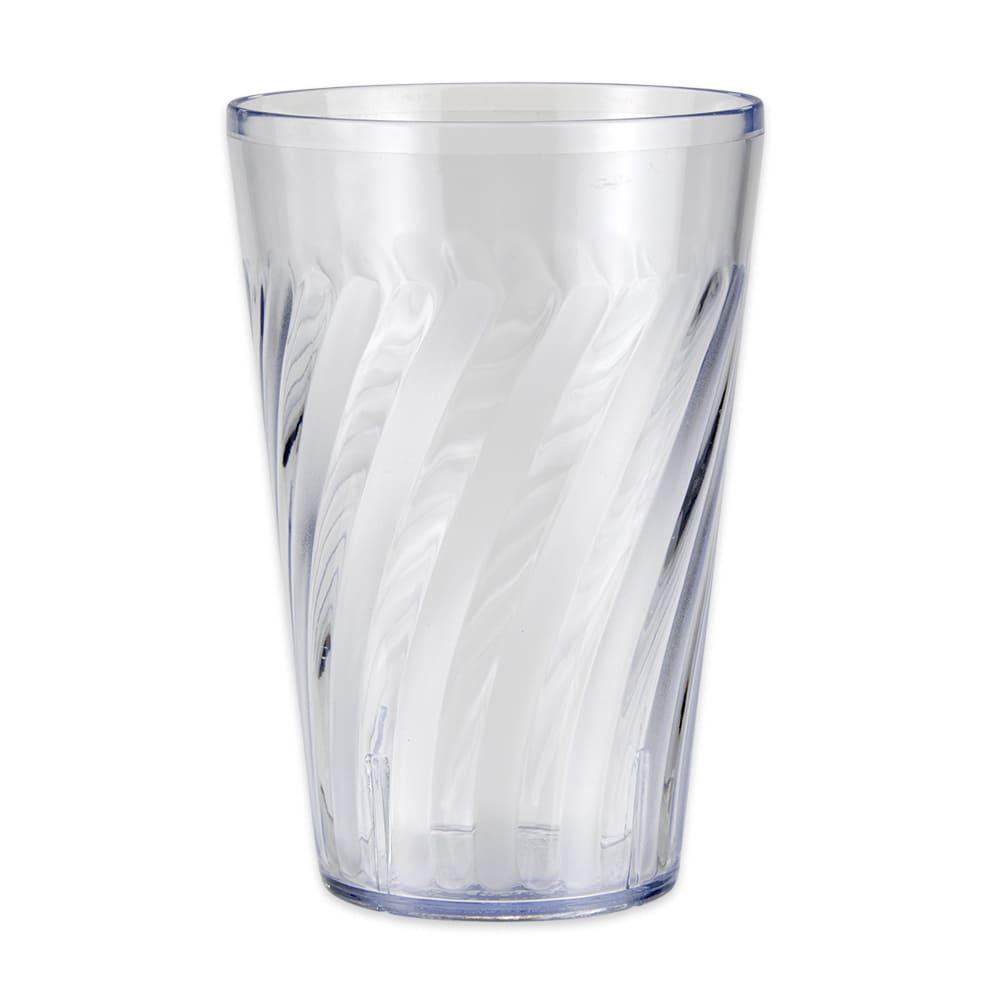 GET 2224-1-BL 24-oz Beverage Tumbler, Plastic, Blue