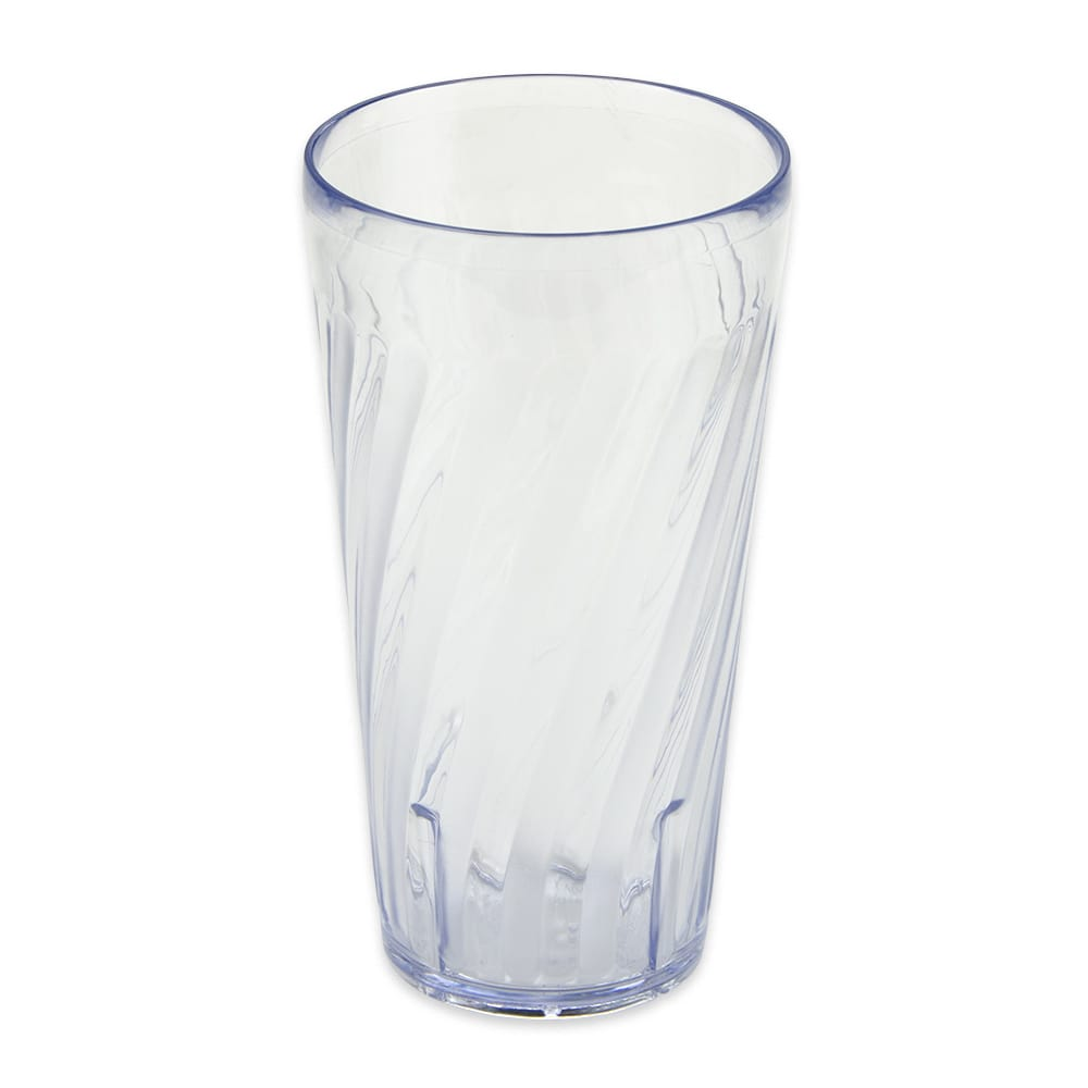 GET 2232-1-CL 32-oz Beverage Tumbler, Plastic, Clear