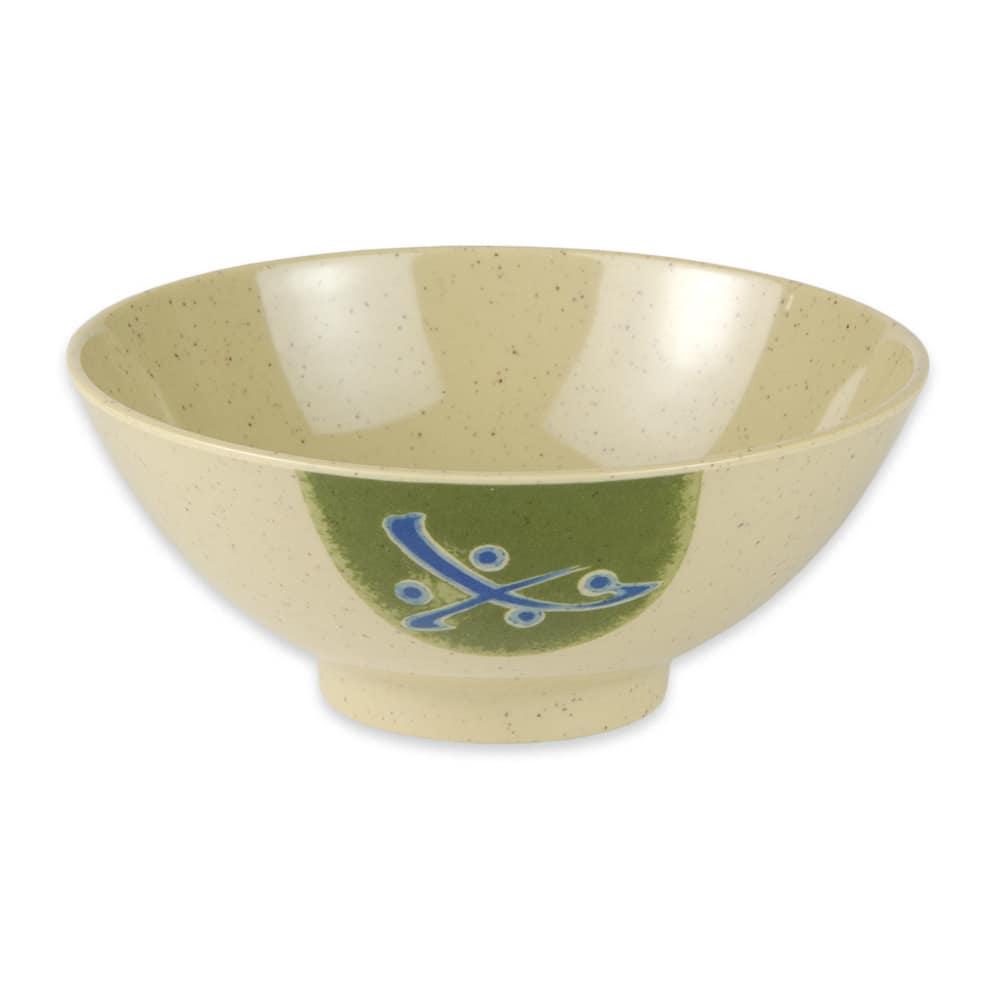"GET 257-TD 5.75"" Round Soup Rice Bowl w/ 15-oz Capacity, Melamine"