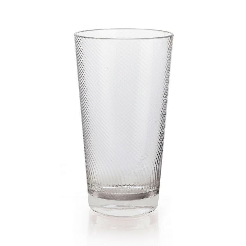 GET 4420-CL 20-oz Beverage Tumbler, Plastic, Clear