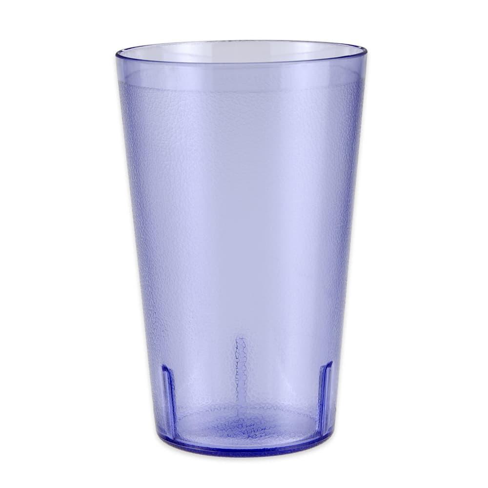 GET 5032-1-4-BL 32-oz Beverage Tumbler, Plastic, Blue