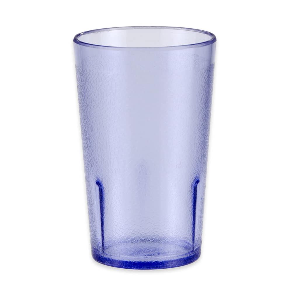 GET 6605-1-6-BL 5 oz Beverage Tumbler, Plastic, Blue