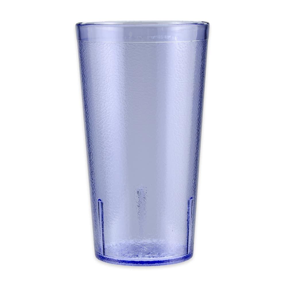 GET 6616-1-6-BL 16-oz Beverage Tumbler, Plastic, Blue