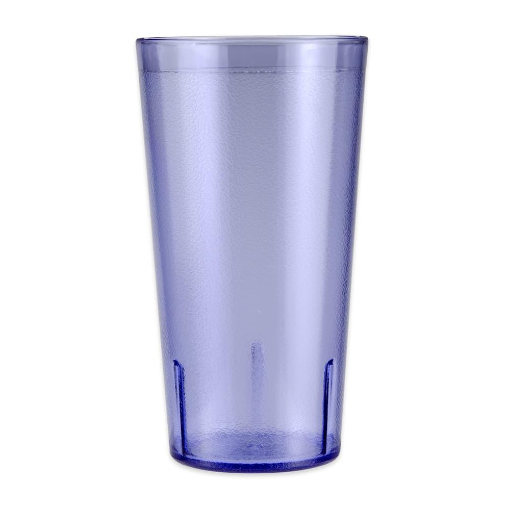 GET 6632-1-4-BL 32-oz Beverage Tumbler, Plastic, Blue
