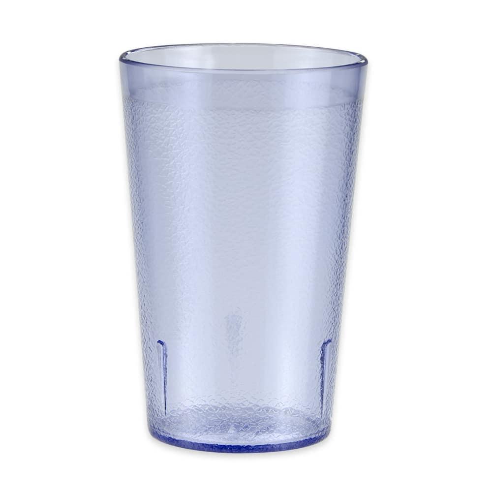 GET 6695-1-6-BL 9.5-oz Beverage Tumbler, Plastic, Blue