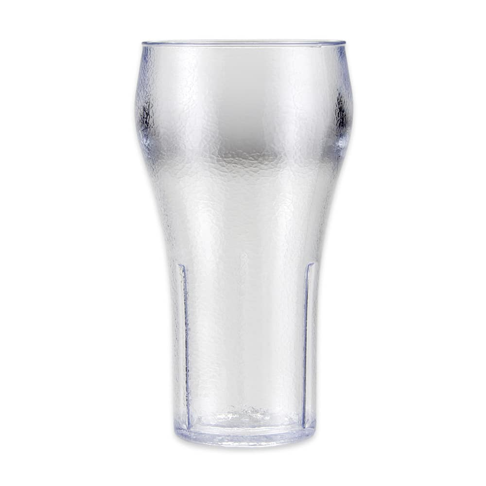 GET 7716-1-CL 16-oz Bell Tumbler, Plastic, Clear