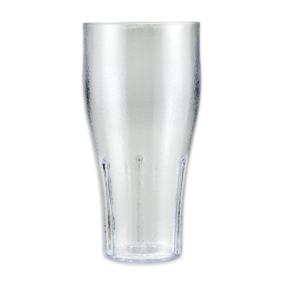 GET 7724-1-CL 24-oz Bell Tumbler, Plastic, Clear