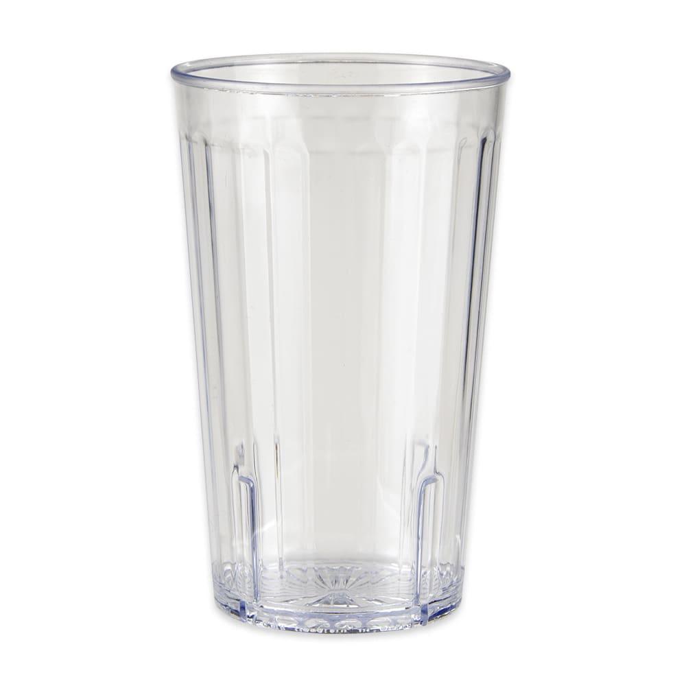 GET 8820-1-CL 20-oz Beverage Tumbler, Clear, Plastic