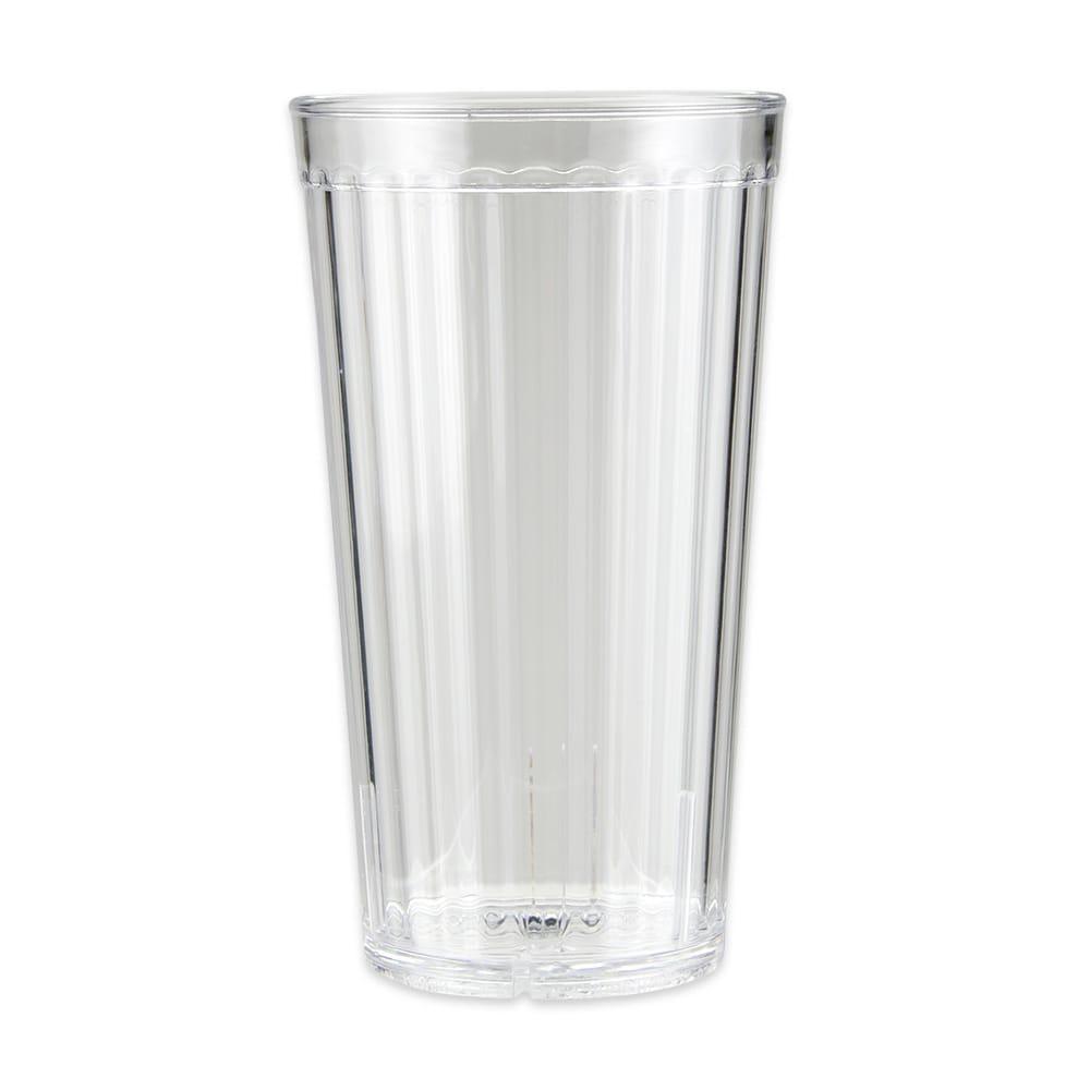 GET 8823-CL 22-oz Beverage Tumbler, Clear, Polycarbonate