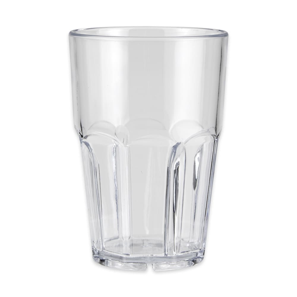 GET 9914-1-CL 14-oz Rocks Tumbler, Plastic, Clear
