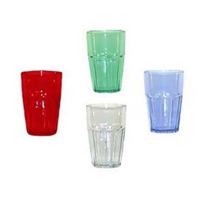GET 9914-BLU 14 oz Beverage Tumbler, Bahama, Blue