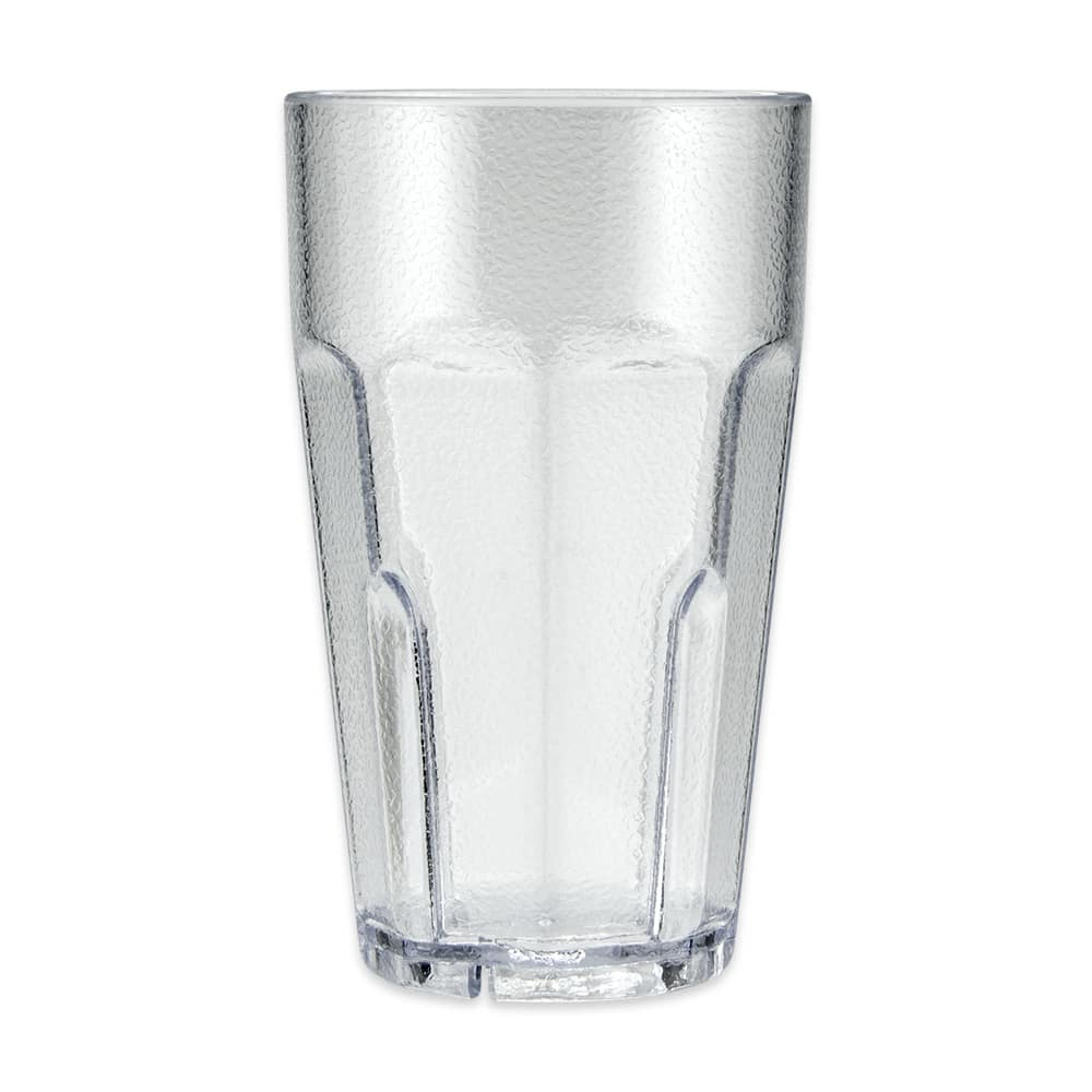 GET 9921-1-CL 20 oz Beverage Tumbler, Plastic, Clear