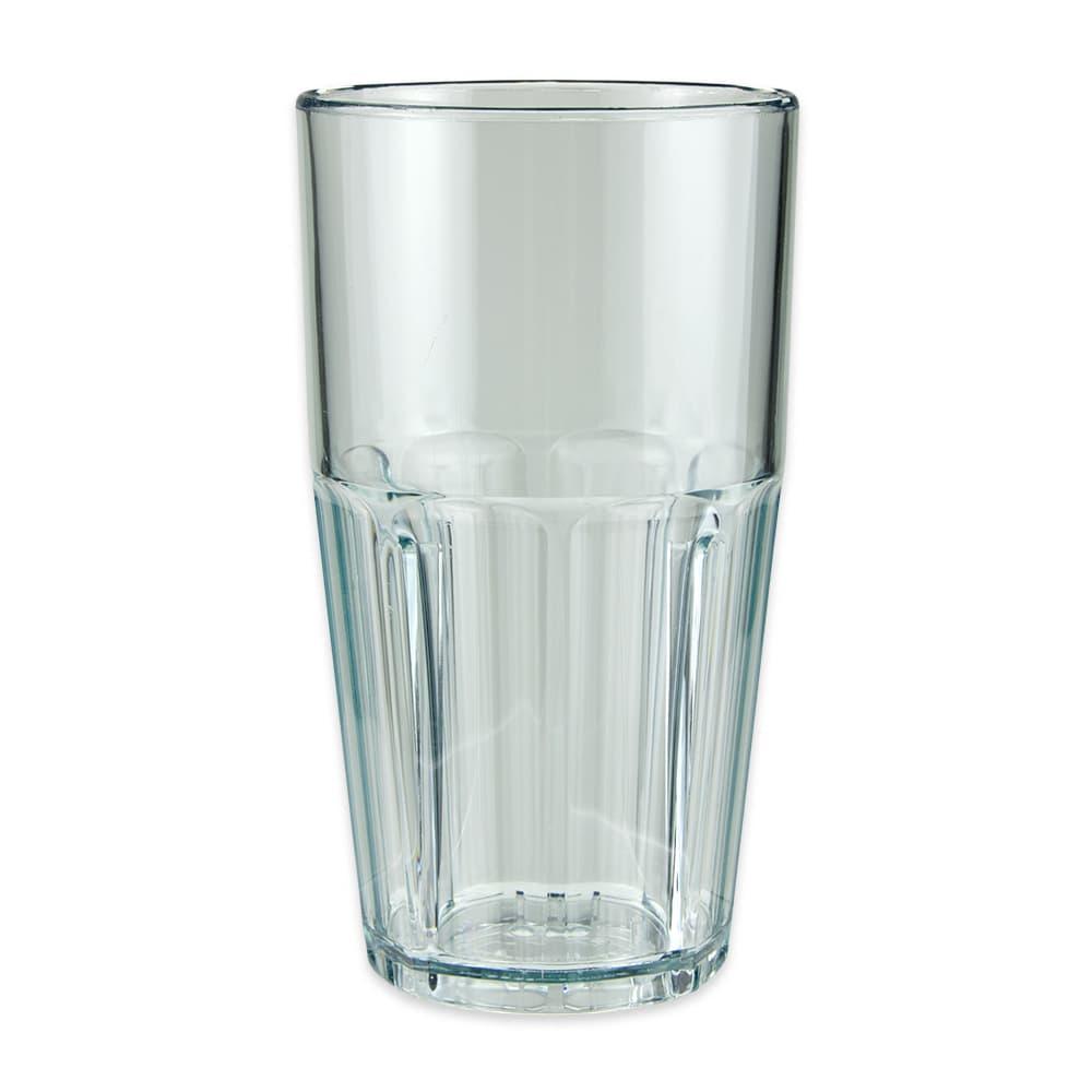GET 9922-1-JA 22 oz Beverage Tumbler, Plastic, Jade
