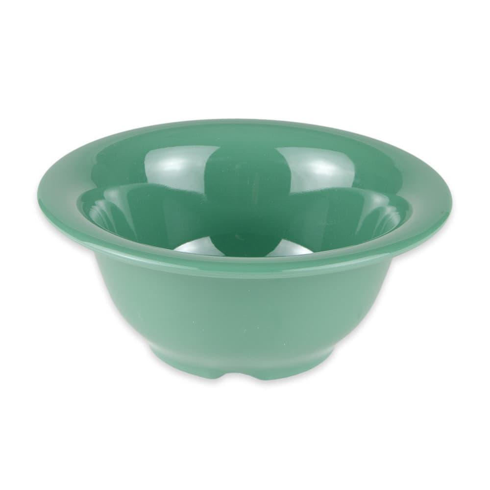 """GET B-105-FG 5.5"""" Round Cereal Bowl w/ 10-oz Capacity, Melamine, Green"""