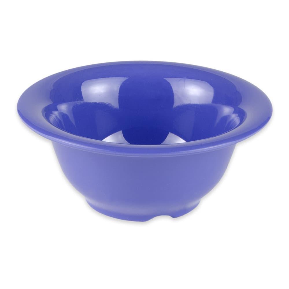 """GET B-105-PB 5.5"""" Round Cereal Bowl w/ 10-oz Capacity, Melamine, Blue"""